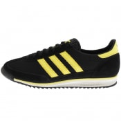 Product Image for adidas Originals SL 72 Trainers Black